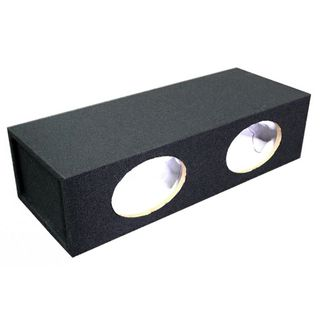 SPEAKER BOX DOUBLE 6 X 9""