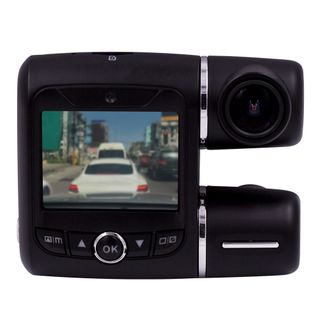 iBEAM DASH CAMERA HD DVR 2CH+WIFI  FRONT & INTERNAL CAMERAS