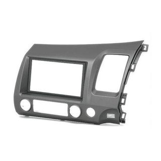 FITTING KIT HONDA CIVIC 06-15 DOUBLE DIN SILVER
