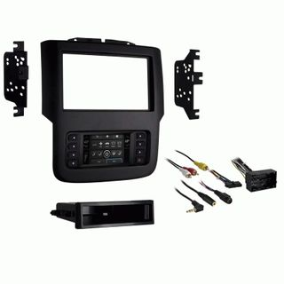 FITTING KIT DODGE RAM 1500 13-17 W/8INCH TOUCH SCREEN