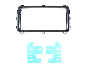 FITTING KIT TOYOTA AURIS 12 ON DOUBLE DIN 200MM WIDE