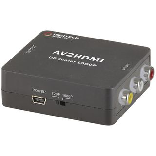 VIDEO INTERFACE RCA / COMPOSITE TO HDMI