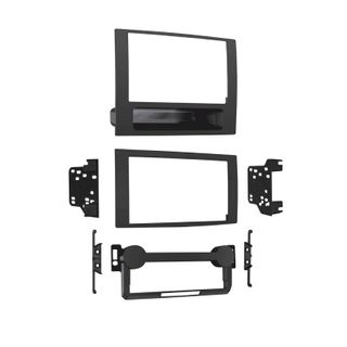 FITTING KIT CONVERSION KIT DODGE, JEEP 07-08 DOUBLE DIN