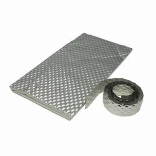 "HEATSHIELD PROTECTION STICKY SHIELD 1/8"" 600MM x 600MM"