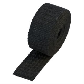 "HEATSHIELD HEADER / EXHAUST WRAP 2"" X 7M ROLL BLACK"