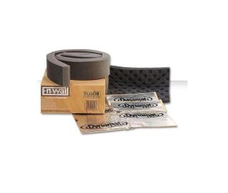 DYNAMAT 6' EN WALL REDUCES HOUSE AND OFFICE WALL VIBRATION
