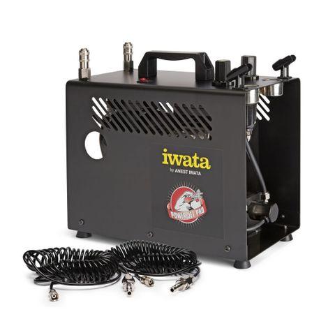IWATA AIR BRUSH COMPRESSOR POWER JET PRO