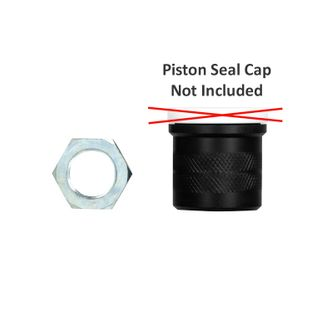 COLORPAK PISTON ACETAL BLACK FOR ONE SHOT FILLING MACHINE