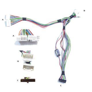 HARNESS AUDIO2CAR HYUNDAI IX35 NEW CONNECTOR TYPE NON ELITE