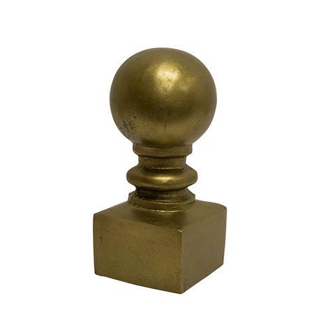 Gold Metal Finial