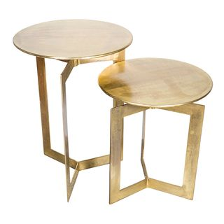 Axel Set 2 Side Tables