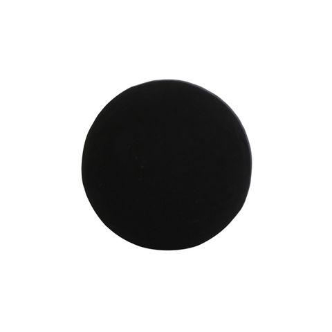 Medium Black Matt Ball