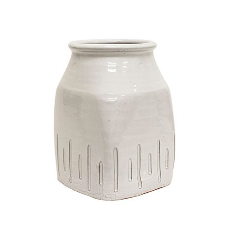 Figaro Square Jar