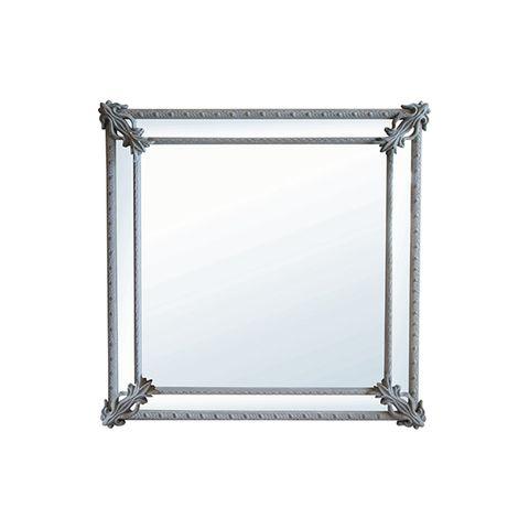 Danish Square Mirror