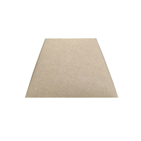 Natural Linen Square Shade