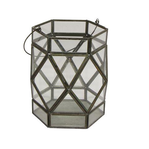 Linear Panel Lantern