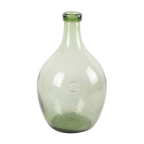 Bottle Vase Green Large