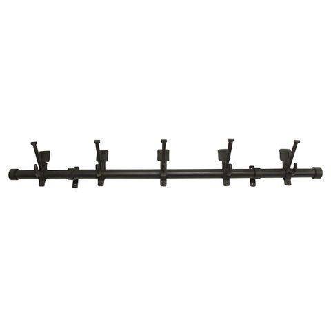 Industrial Iron Coat 5 Hook