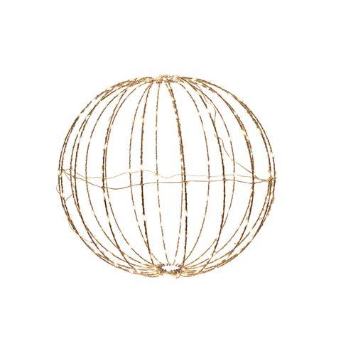 Light Up Sphere Small 45cmLx45cmWx45cmH