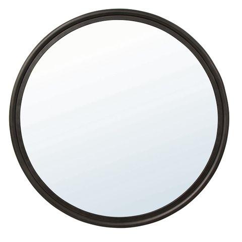 Paris Round Iron Wall Mirror