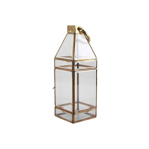 Rumi Brass Lantern Small