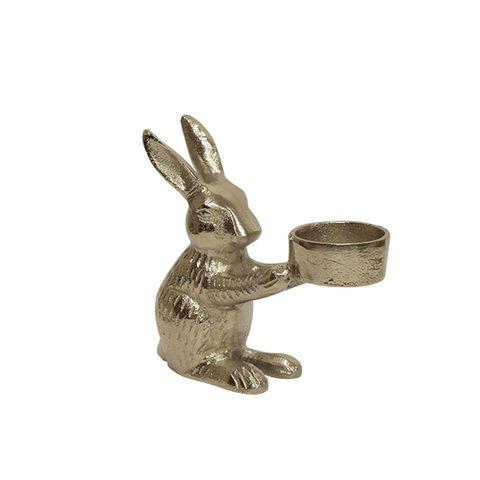 Oliver Bunny Tea Light Candle Holder