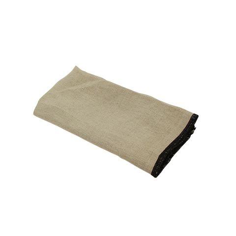 SET 4 Linen Napkin Natural