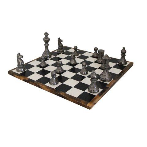 Chess Set 32pc 34x34x12cm