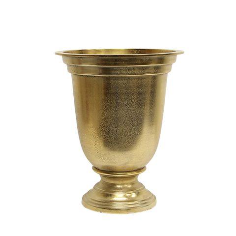 Roland Urn Antique Brass Small