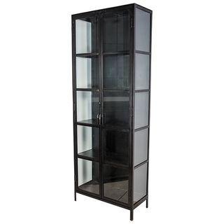 Monroe Glass Display Cabinet