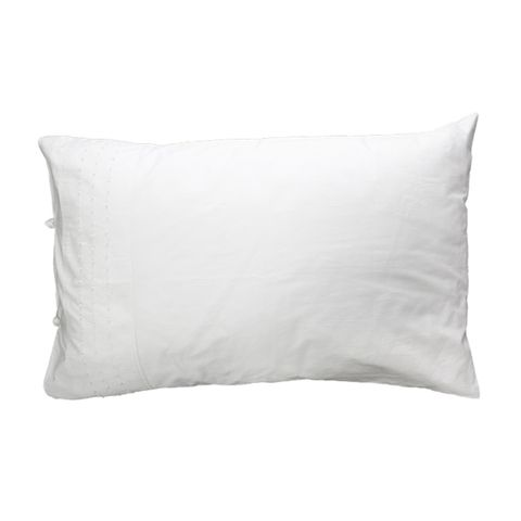 Pair Embelli White Pillow Cases