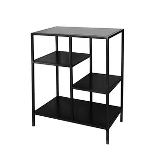 Staggered Iron Console Small