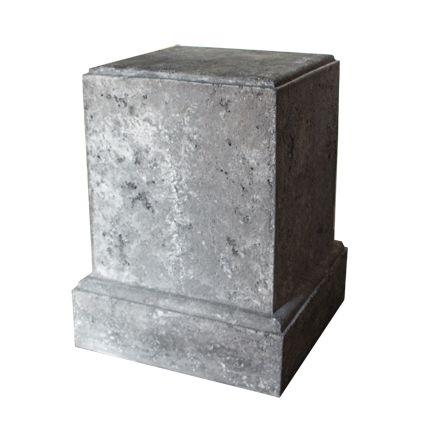 Tall Pedestal