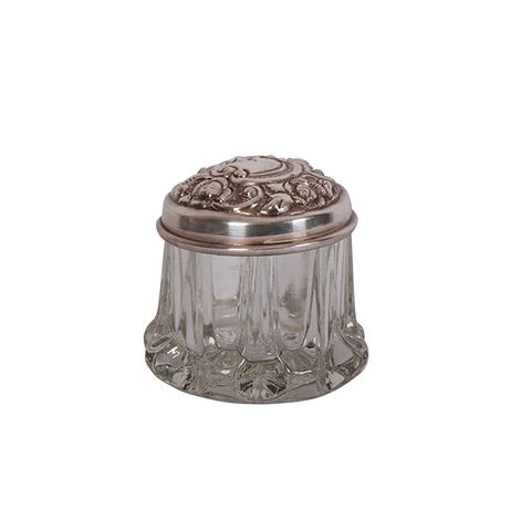Emile Adorned Balm Pot