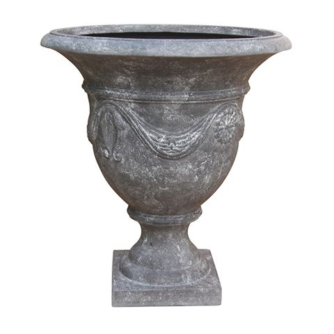 Richard Scroll Urn Natural