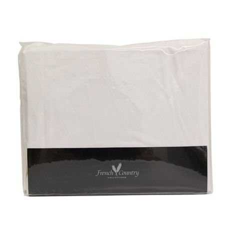 Embelli S/King Fitted Sheet