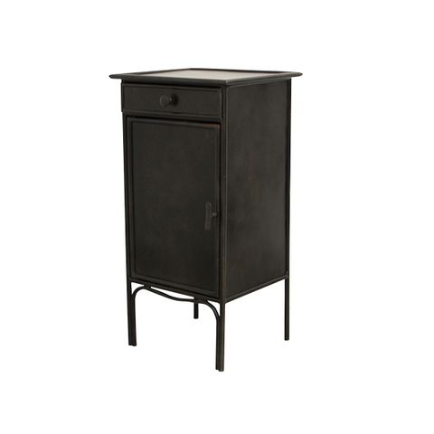 Emily Iron Side Table