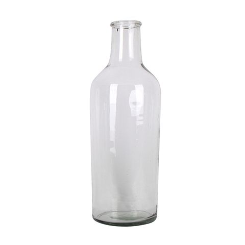 Cassis Large Clear Bottle