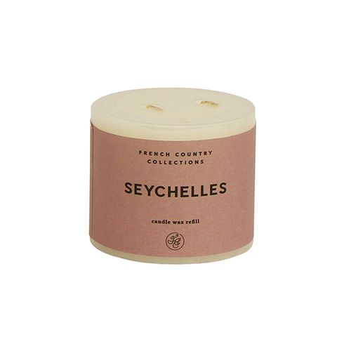 Seychelles Candle Wax Refill