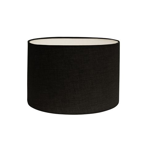 Drum Shade Black