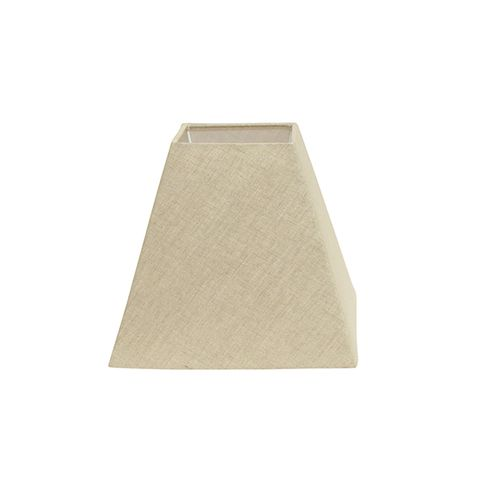 Square Small Shade Linen