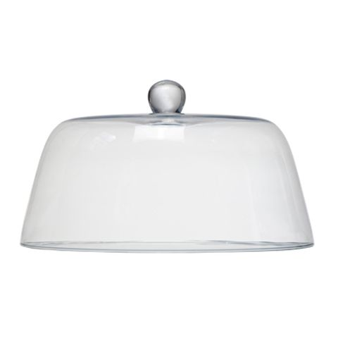 Flat Topped Food Cover 32cmDiax20cmH