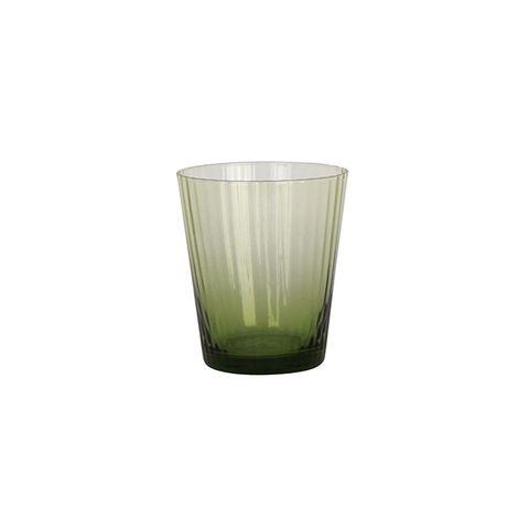 Talbot Tumbler Glass Green
