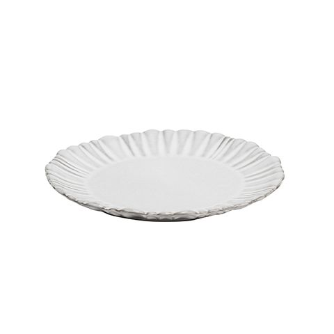 Iris Fluted Side Plate