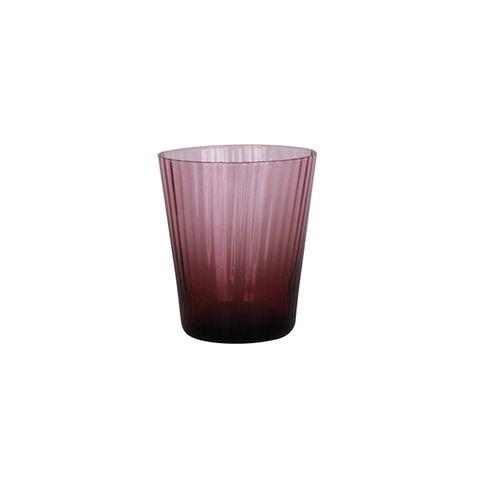 Talbot Tumbler Glass Purple