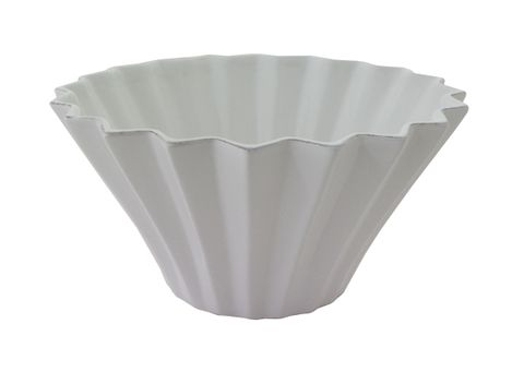 Vienna Large Paneled Salad Bowl 30x30x15.3cm