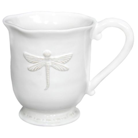 Dragonfly Ceramic Coffee Mug