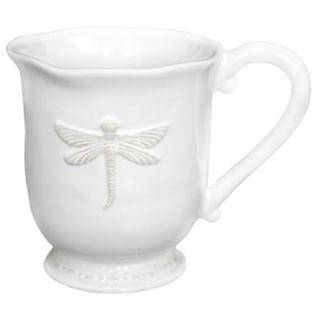 Dragonfly Ceramic Coffee Mug