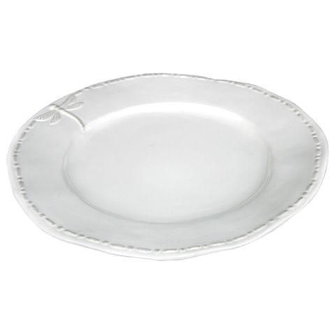 Dragonfly Ceramic Dinner Plate