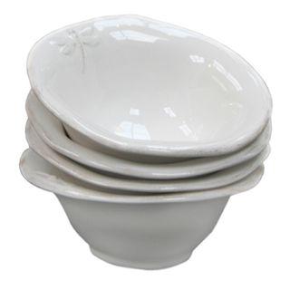 Dragonfly Ceramic Salt Bowl